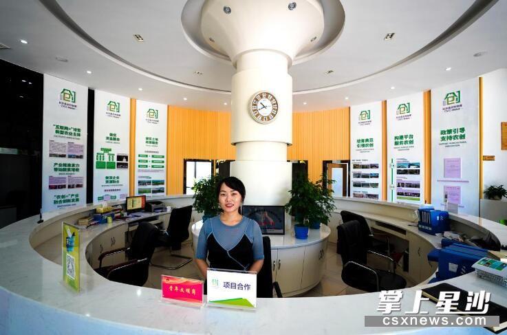 长沙县双创工作入选湖南省十大优秀案例。盛磊摄